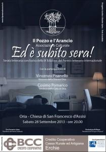 Manifesto -Premio 2013
